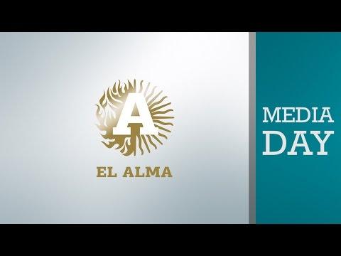 Selección Argentina de básquet - Media day