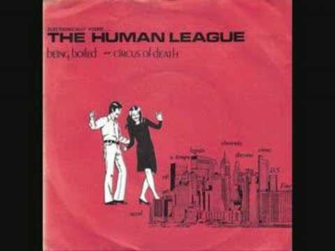 The Human League - Being Boiled 1982