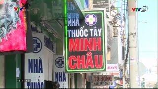 Bắt giữ hơn 4 vạn sản phẩm thuốc tại nhà thuốc lớn nhất nhì TP HCM | VTV24