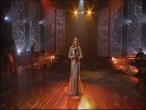Florence And The Machine - Shake It Out - Live in Australia on The X Factor 2011 Decider 9