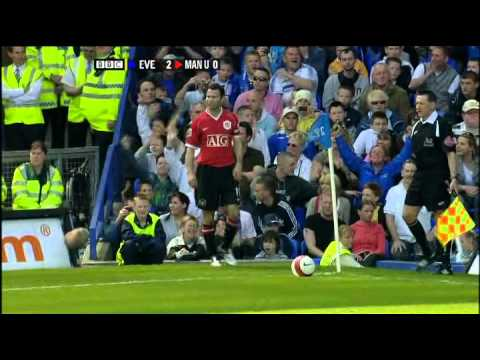 Match of the Day - Everton v Man Utd