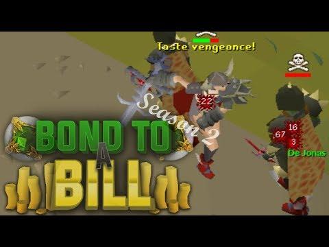 Bond to a Bill Season 2! Ep 7 - Oldschool Runescape