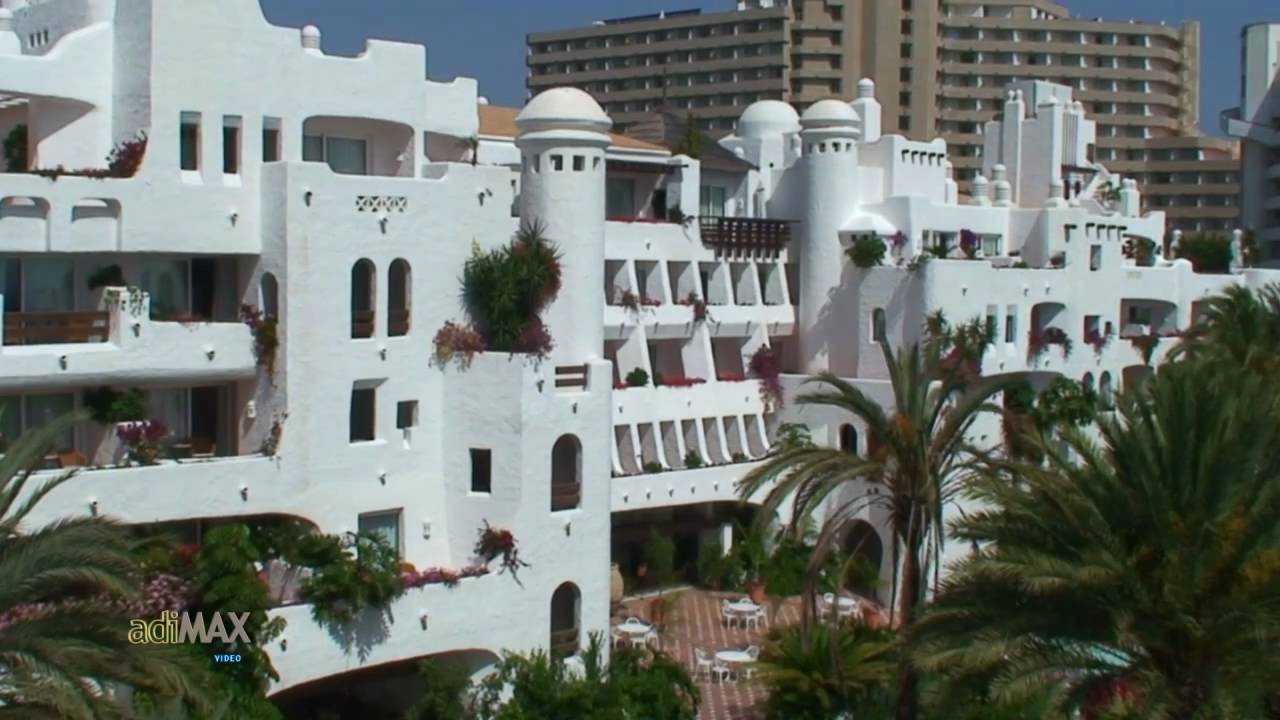 Hotel jardin tropical tenerife youtube for Hotel puravida jardin tropical
