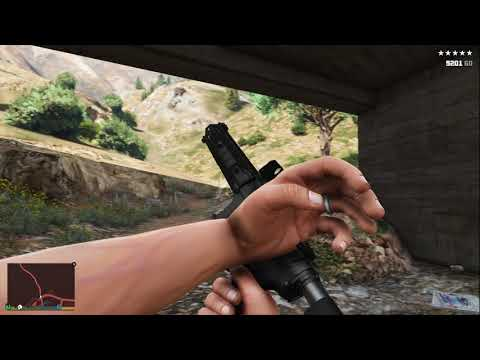 GTA 5 - Five Star Escape from Grapeseed (Blaine County)