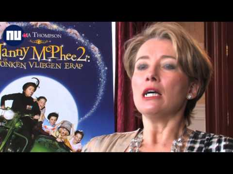 Emma Thompson over Nanny McPhee 2