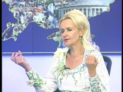 """Ірина Фаріон у програмі """"Наша незалежність"""""""
