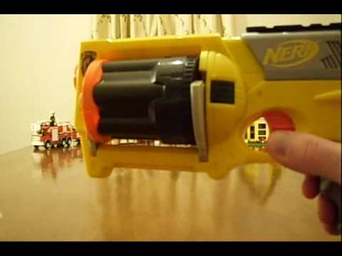 Nerf Toy Gun Toy Review