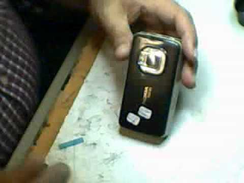 training mobile phone nokia N96 repairing part-7 urdu