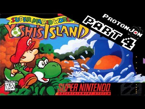 Yoshi's Island Part 4 - An Actually Useful Baby