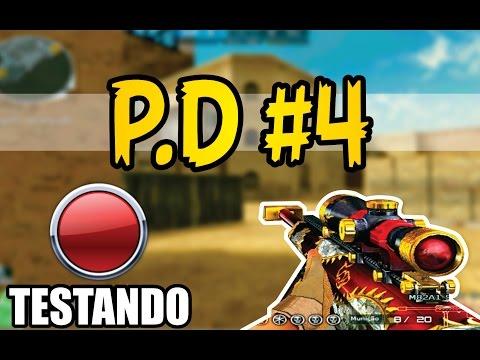 P.D #4    TESTANDO NOVO GRAVADOR  (CF/AL)