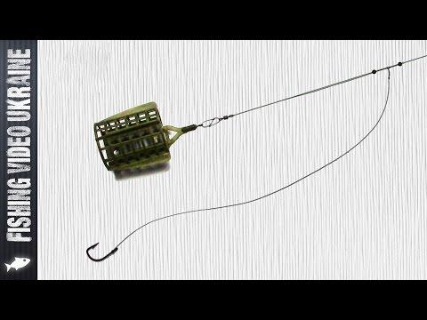 Вертолет и два узла. Техника изготовления фидерного монтажа. HD