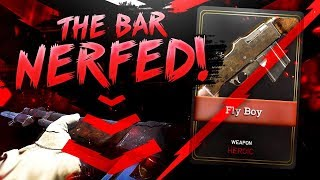 WW2 SnD - THE BAR NERFED! Kinda...