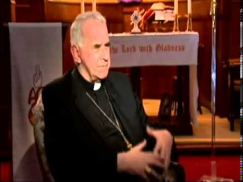 Cardinal Keith O'Brien talks about choosing new pope.
