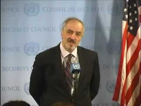 Syria - Bashar al-Jaafari - Syria