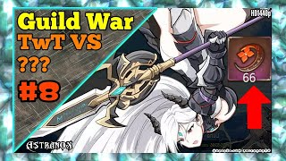 EPIC SEVEN Guild Wars PVP #9 [Luna Bellona Kise Cidd Kluri Diene] Gameplay Commentary (Epic 7 GW)
