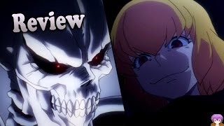 Overlord Episode 5 Anime Review - Becoming a Guild Member オーバーロード
