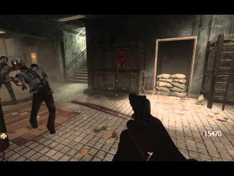 Call of duty: Black Ops 2 Зомби-режим - 2-й короткий забег на карте Большой Прыжок / Die Rise