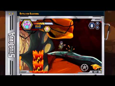 Battle For Slugterra Gameplay Episode 1