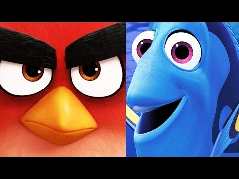 10 Upcoming Animated Movies In 2016