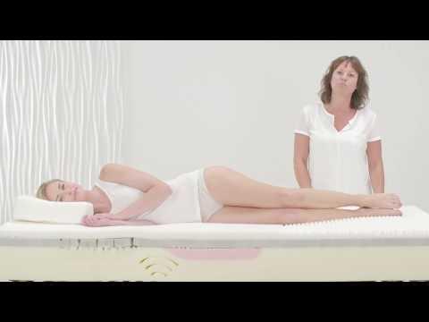 Das Sanapur-Konzept – gesund schlafen mit ergonomisch richtiger Matratze, Kissen und Unterfederung