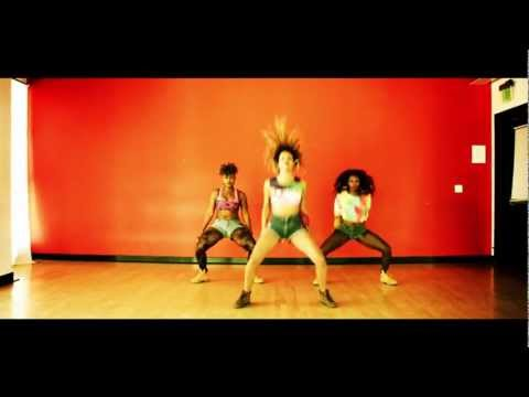 bruk It Down | Shiva Ware Dancehall Fusion Choreography video