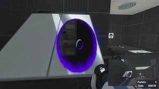 Portal 2 - Catapults 4 Portals LP WR