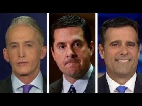 Reps. Gowdy and Ratcliffe on Nunes' criticisms of DOJ, FBI