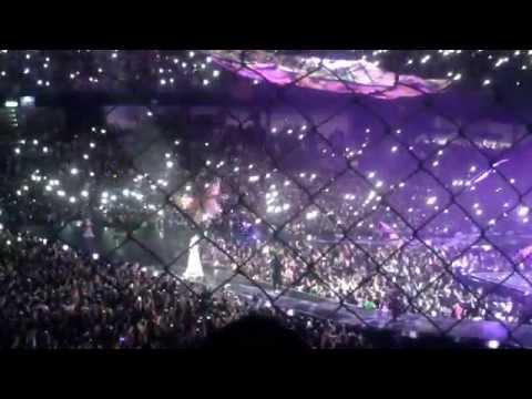 Katy Perry Unconditionally Palacio De Los Deportes 2014