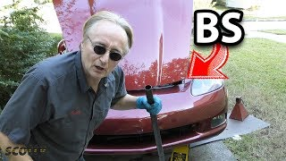 I Just Fixed This Corvette, Then I Wrecked It