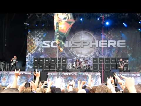 Slayer - Spirit In Black @ Sonisphere Festival Finland 2010