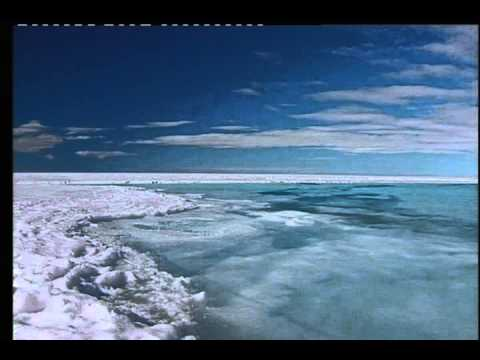 Greenland Ice Sheet Melt Lake Science 2005