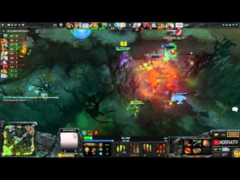 VG.cn vs LGD.cn, Sina Cup Supernova Dota 2 Open Season 2, Grandfinal, game 3