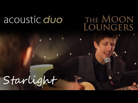 Muse Starlight | Acoustic Cover By The Moon Loungers video