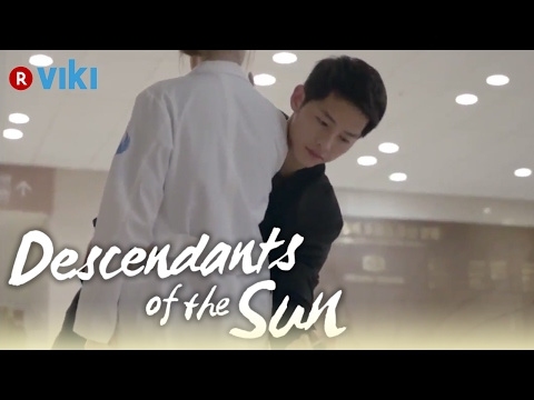 Download Descendants of the Sun - EP1 | Song Joong Ki Knocks Song Hye Kyo's Phone Out Of Her Hand Eng Sub Mp4 baru
