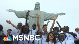Team Refugee | All In | MSNBC