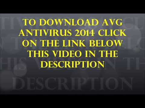 Avg Antivirus 2014 ► Download Full Version Now !