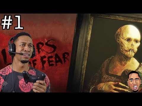 Layers of Fear | THIS GAME IS HELLA CREEPY!