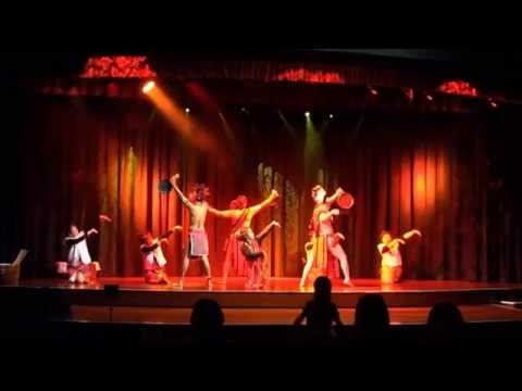 Igorot Fusion - (Victor Valdez & Friends) The VSD Dancers