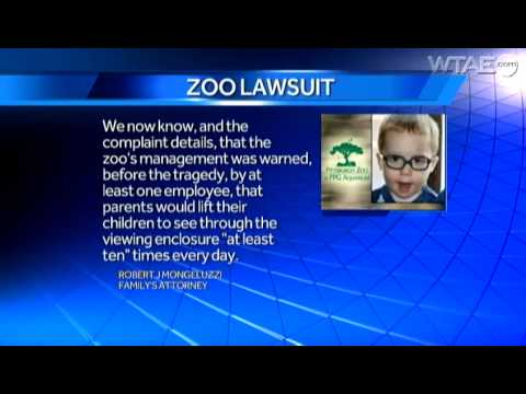 Parents sue Pittsburgh Zoo in boy's mauling death