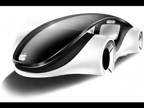 Apple Concept Car Apple Concept Car Imove 2020