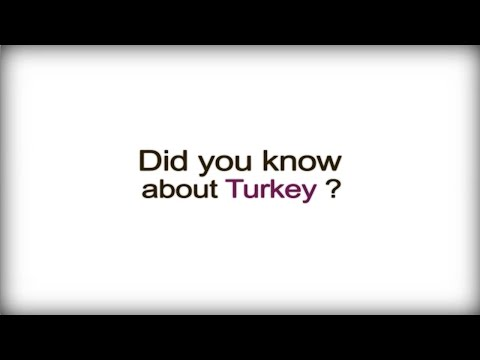 Did you know? - Turkey - Turkish Business Culture video