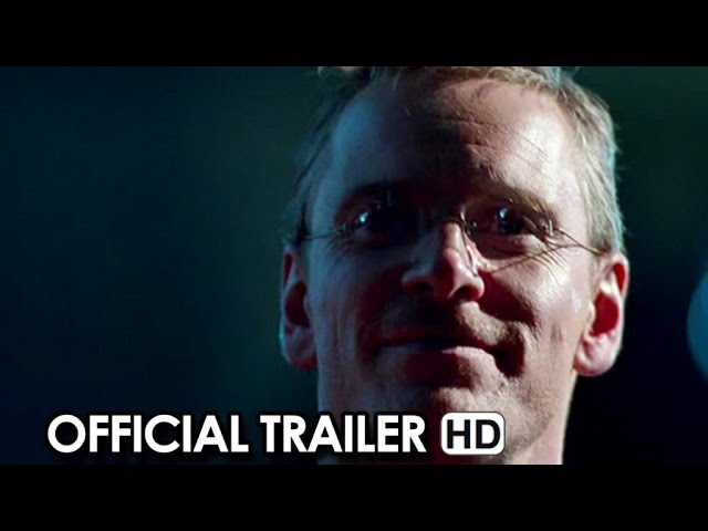 Steve Jobs Teaser Trailer #1 (2015) - Michael Fassbender HD
