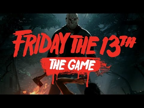 Friday the 13th Beta - How to Hunt Friends and Murder People