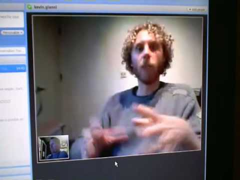 """Kevin Gianni talks about """"The Myths Of The Raw Food Diet"""" and will be in Sacramento July 13th 2010"""