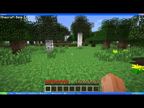 Tutorial Minecraft: Instalar Mod (Increible): Little Blocks (Español) 1.8.1