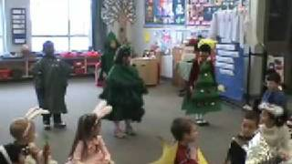 'The Littlest Christmas Tree' : Performed by the SK class @ St. Nicholas Elementary