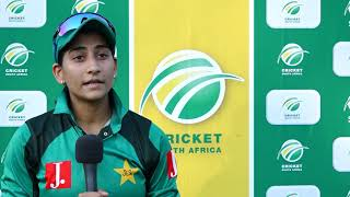 Iram Javed T20 best puts Pakistan 2-1 up over South Africa