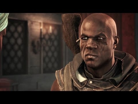 Assassin's Creed 4: Black Flag - Freedom Cry Launch Trailer