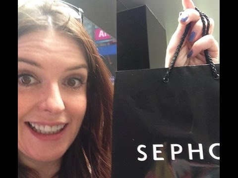 Sephora Haul & Giveaway News New York