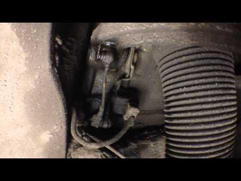 Видео как проверить датчик положения кузова